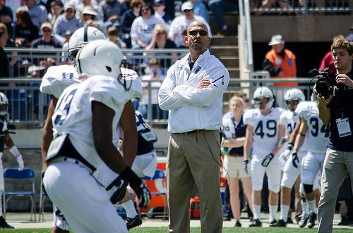 Penn State Football: Franklin Getting A Feel For His New Car Thanks To Caravan