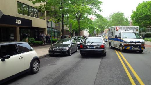 State College Police Investigate After Man Falls to His Death