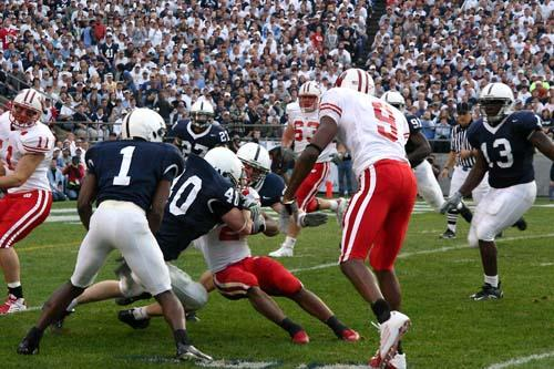 Judge Dismisses Drug Charge Against Former Penn State Football Player