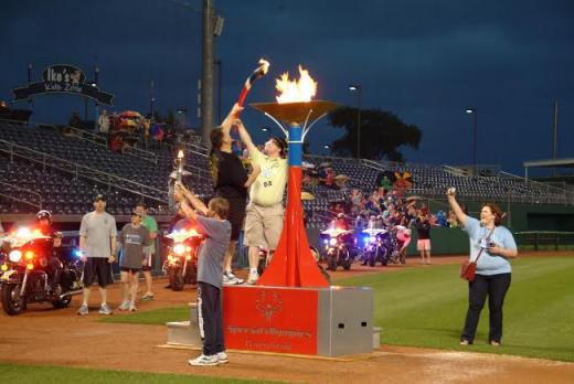 Centre County Police Officers Will Deliver Torch to Special Olympics Opening Ceremonies
