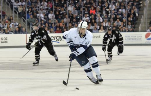 Penn State Hockey: Glen Honored With Conference Sportsmanship Award