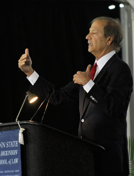 Lewis Katz, Namesake of Penn State Law Building, Dies in Plane Crash