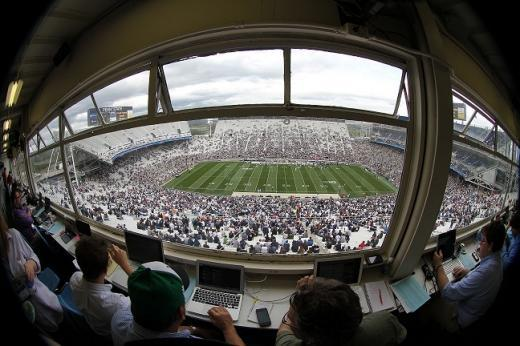 Penn State Football: Beaver Stadium Video Displays Set To Be Some Of The Biggest In The World
