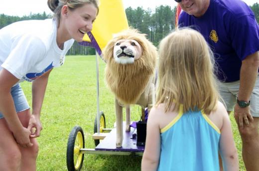 Lions Club Make Visible the Struggles of the Blind at Annual Walk for Sight