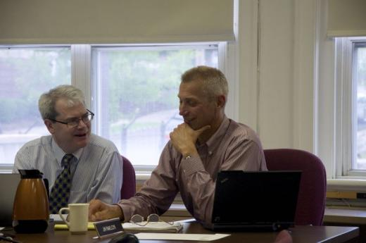 School Board Discusses Budget, Technology, School Lunch Price