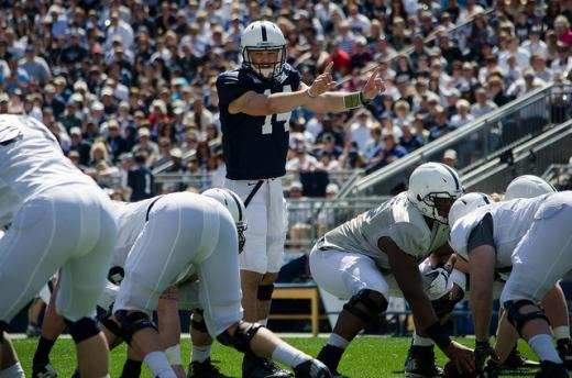 Penn State Football: Hackenberg's First Year Not One Without Change