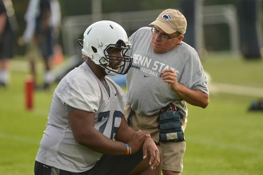 Penn State Football: Players Send Their Well Wishes To Brad 'Spider' Caldwell