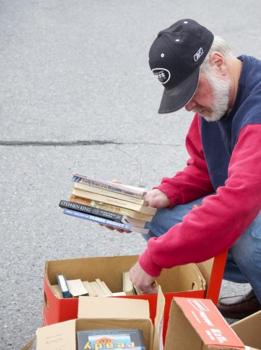 Community Yard Sales Offer Choice of Fundraising Causes and Used Goods