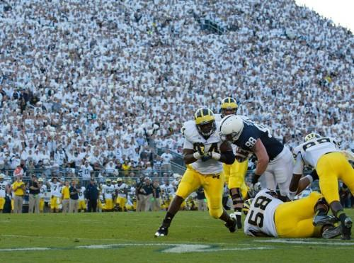 Penn State Football: Gameday Themes Set For 2014 Home Slate