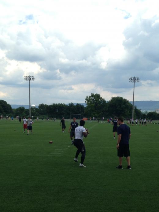 Penn State Football: Brandon Wimbush Attendance At Camp Good Sign For Fans