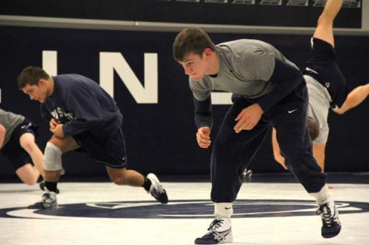 Penn State Wrestling: David Taylor Named Big Ten Male Athlete Of The Year