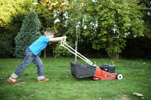 How to Prevent Lawn Mower Injuries Involving Children