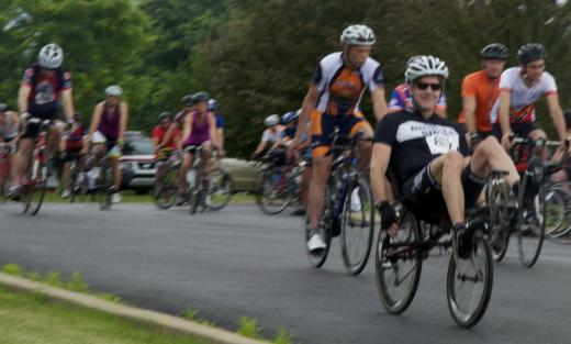 Centre Volunteers in Medicine Charity Bike Race Draws Riders from Across Pennsylvania