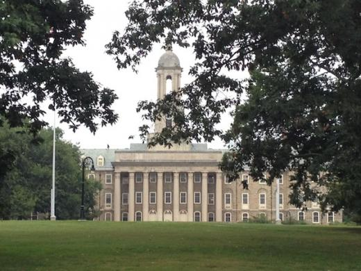 Penn State Reports Most Forcible Sex Offenses Among Major Universities