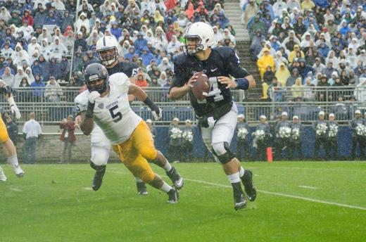Penn State Football: Maryland And Penn State By The Numbers