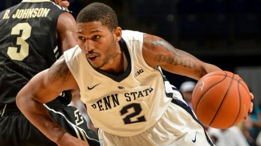 Penn State Basketball: Newbill Receives LeBron James Camp Invite