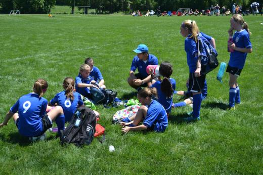 World Cup Kicks Up Interest in Area Youth Soccer Programs