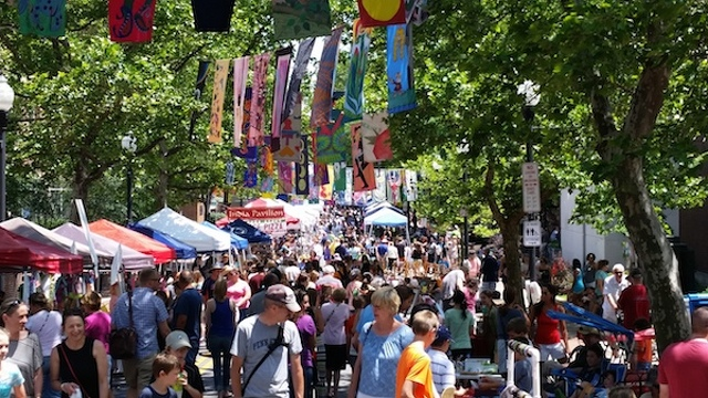 Arts Fest Goes Digital With New App