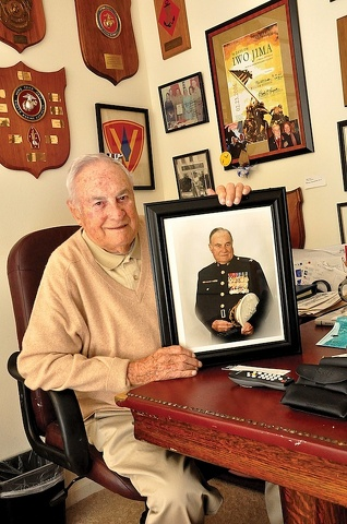 Final Tribute for World War II Hero Col Gerald Russell Will Take Place at Arlington
