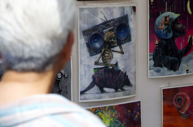 Art Festivals Bring Culture and Joy to Centre Region
