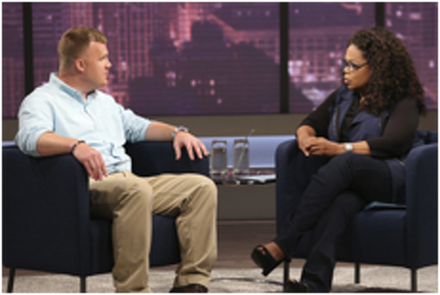 Matt Sandusky's Interview with Oprah to Air Thursday