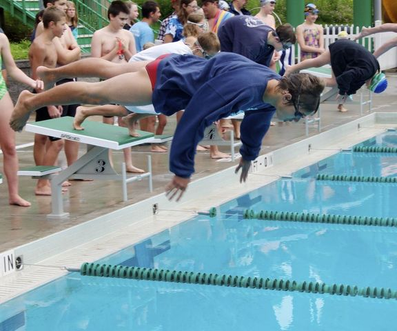 'Day of Joy' Swim Meet Brings Teams Together, Raises Money for Penn's Valley Pool