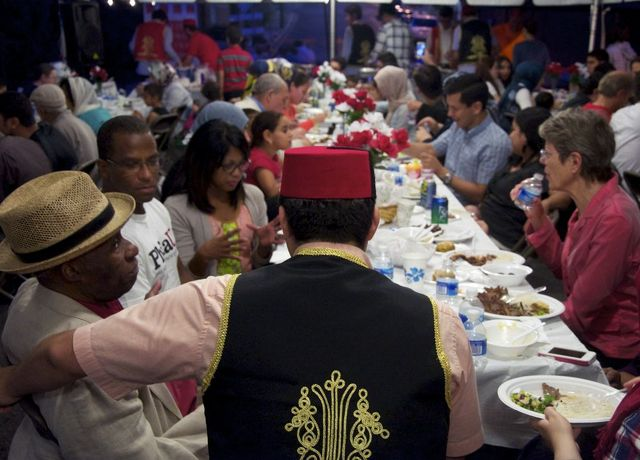 Ramadan Dinner Downtown Brings Cultures Together in Celebration