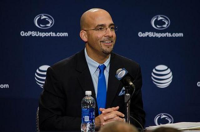 Penn State Football: Athlon Names Franklin And Staff No.9 In The Nation