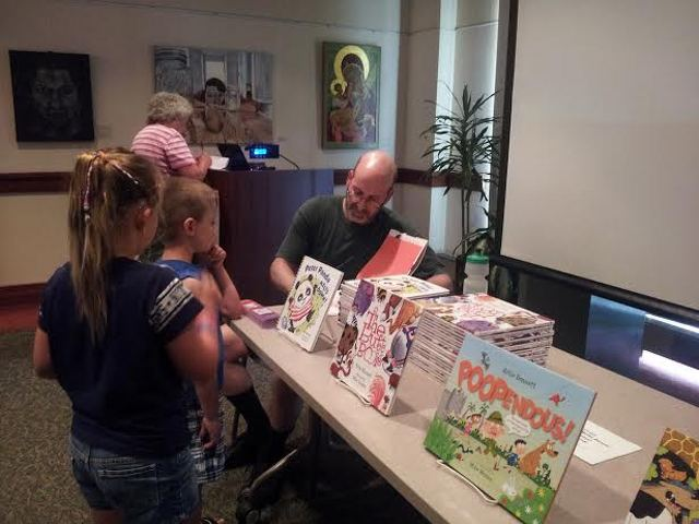 Children's Author Tackles Typically Faux Pas Topics