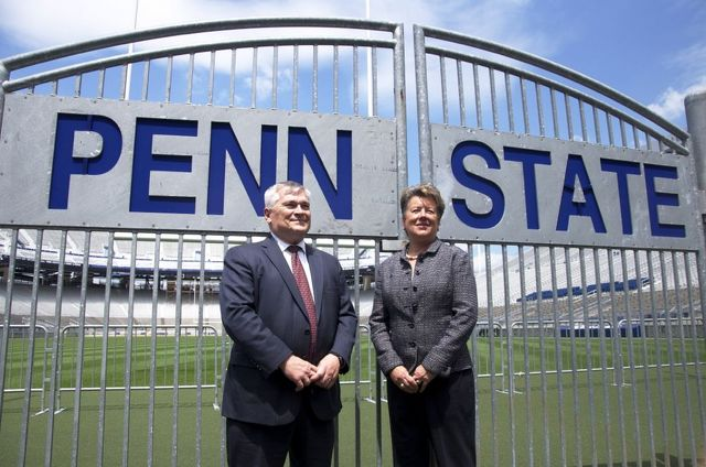 Penn State Names Ex-Cal AD Sandy Barbour as New Athletic Director