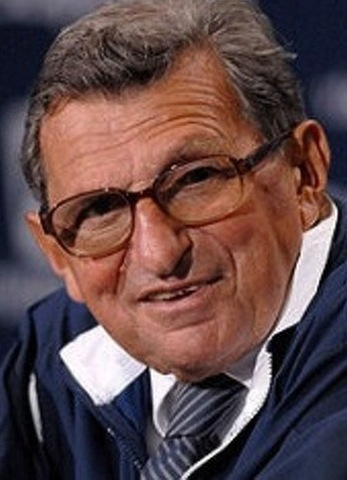 From the Archives: Field Day for Joe Paterno at Penn State Football's 2009 Media Day