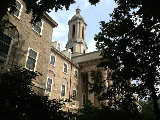 Princeton Review Pegs Penn State Nation's No. 7 Party School