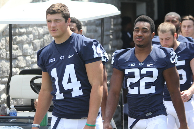 Penn State Football:Nittany Lions Name 2014 Team Captains