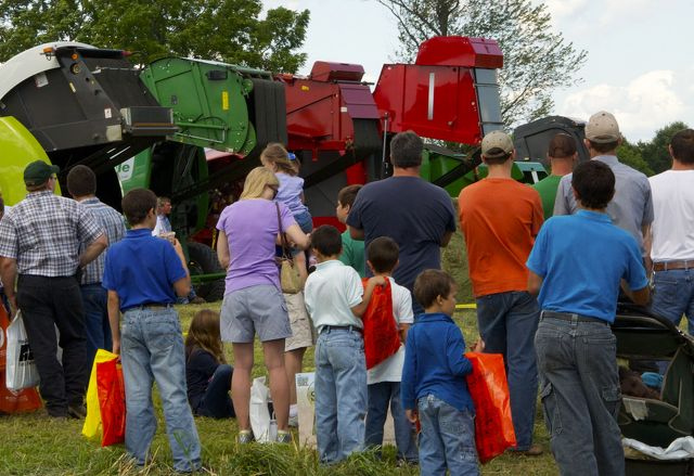 Ag Progress Days Ends On High Note After Rainy Start