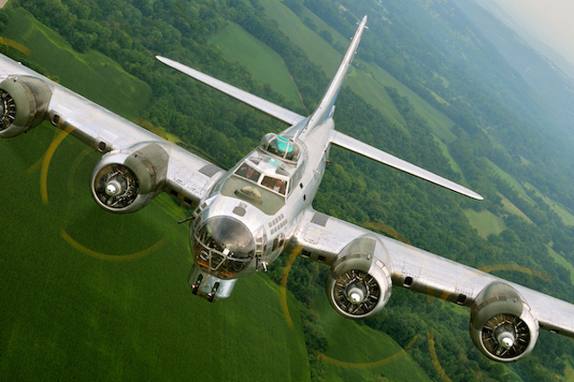 Historic World War II Plane to Stop in Happy Valley