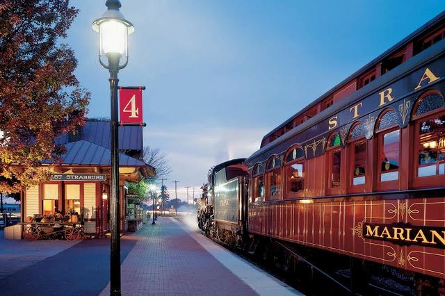 Summer Day Getaway: Ride the Lines into American History at Strasburg