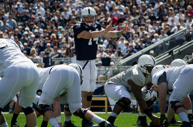 Penn State Football: (Some) Sleep Till Dublin For Nittany Lions