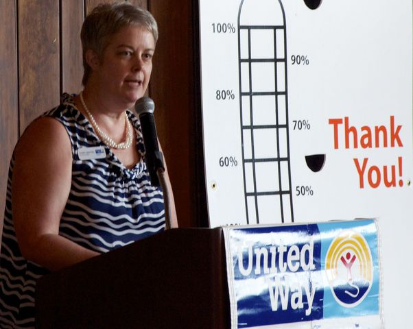 United Way Kicks Off Fundraising Campaign With Big Head Start