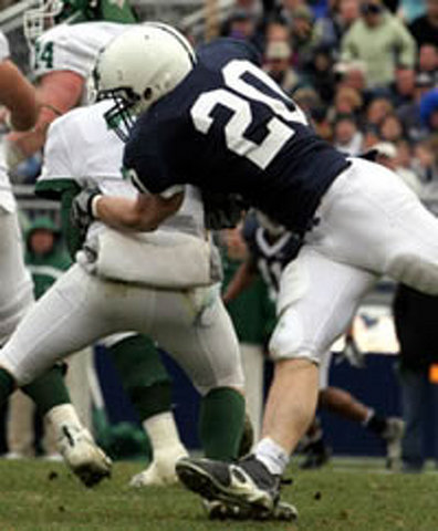Former Penn State Linebacker Tim Shaw Announces he has ALS