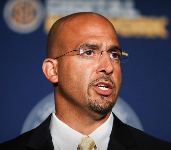 Penn State Football: You See A Lot By Watching James Franklin's Radio Show