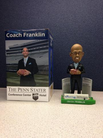 Penn State Football: James Franklin Bobblehead Night Set For This Week