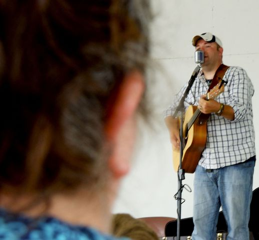 Joe Quick Unites Country Music and Family at Grange Fair