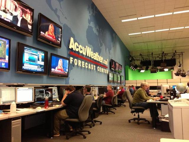 Accuweather Hosts American Meteorological Society Conference