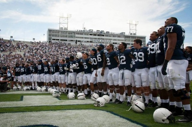 Penn State Football Releases First Depth Chart