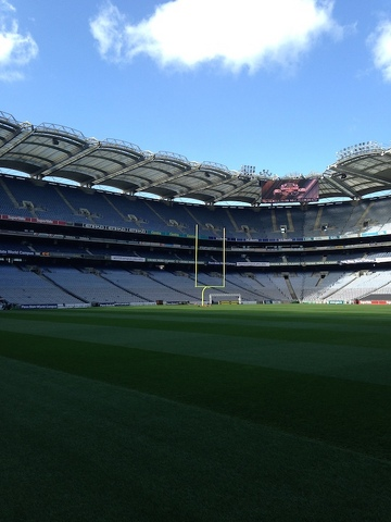 For Ireland, Croke Park Is More Than Just A Stadium