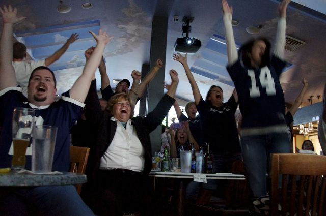 Penn State Fans Rejoice After Thrilling Last Moment Victory