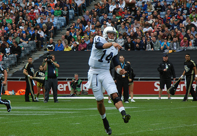 Hackenberg Tosses Masterclass In First Chapter Of New Era