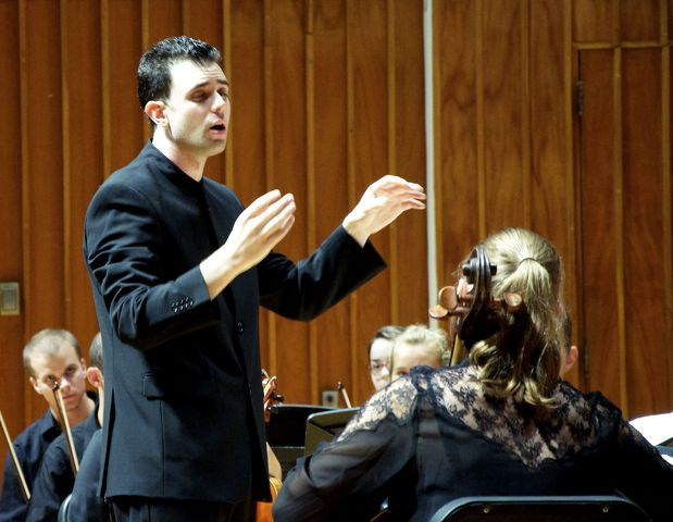Penn State Conductor Pursues Perfection Through Music