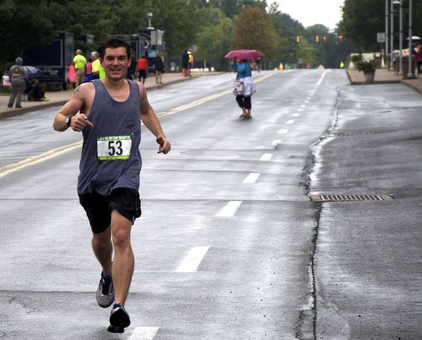 Mt. Nittany Marathon Helps Participants 'Run with Nature'