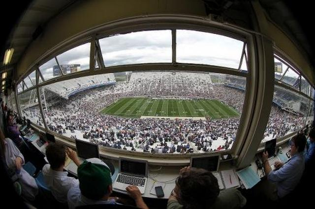 Penn State Football: Nittany Lions To Face Army In 2015